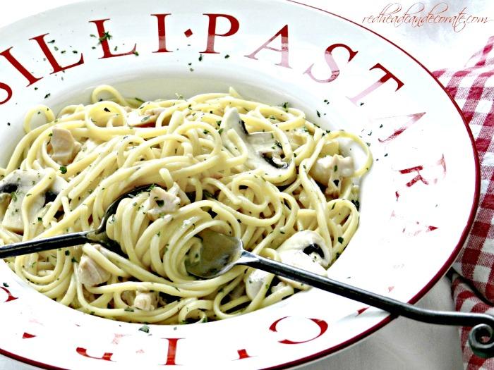 Linguini & Clam Sauce
