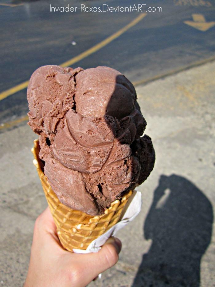 Daphne ice cream