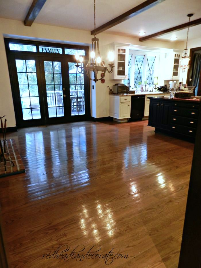 no sanding floor refinishing