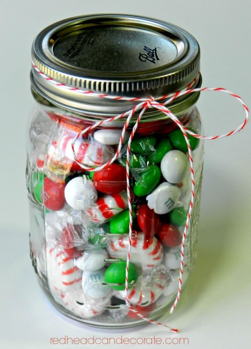 Redheadcandecorate.com Free Giveaway Ball Jar