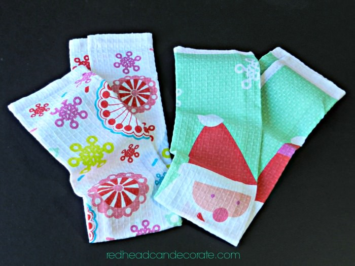 Redheadcandecorate.com Free Giveaway Towels