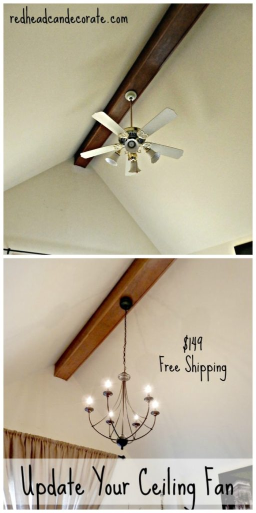 Awesome Light Fixture for the Price