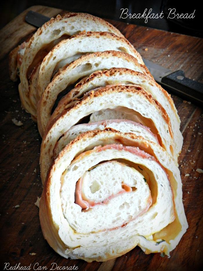 Easy Breakfast Bread
