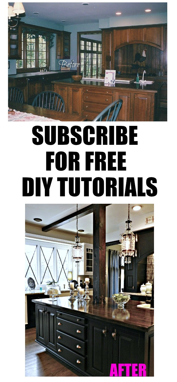 Subscribe for thrifty DIY tutorials. This lady transformed her house on a budget and it is shocking!