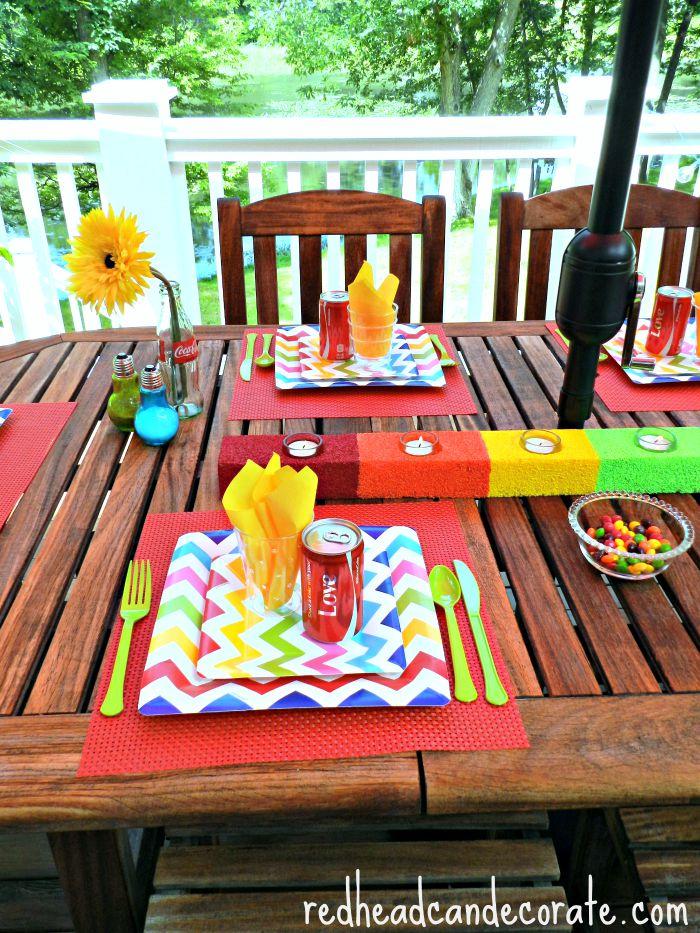 Rainbow Party Tutorial
