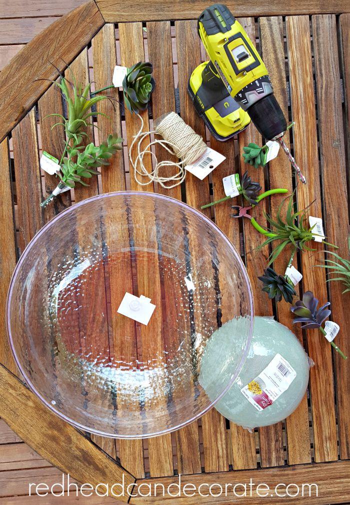 Succulent Farm Supplies