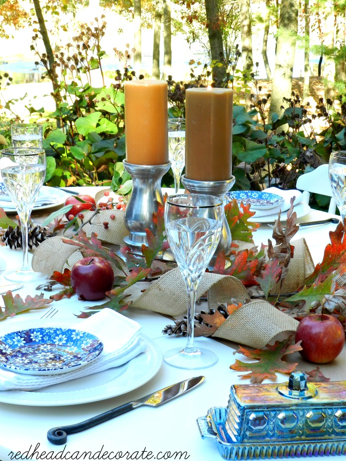 Affordable Thanksgiving Table Ideas