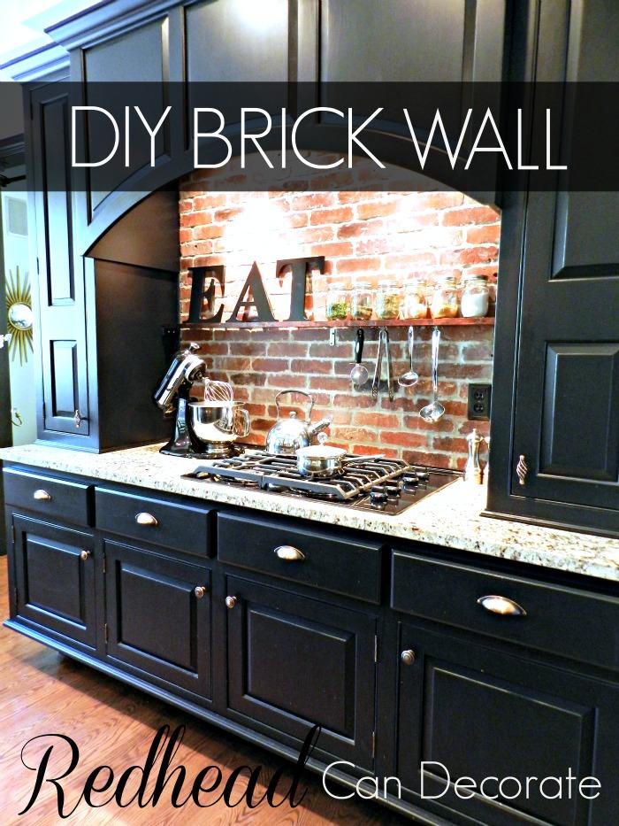 DIY BRICK