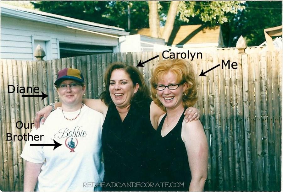 Diane, Carolyn, Julie