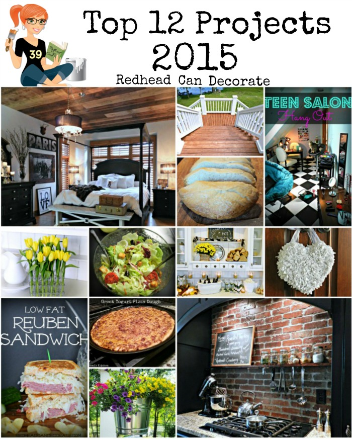 Top 12 Projects 2015