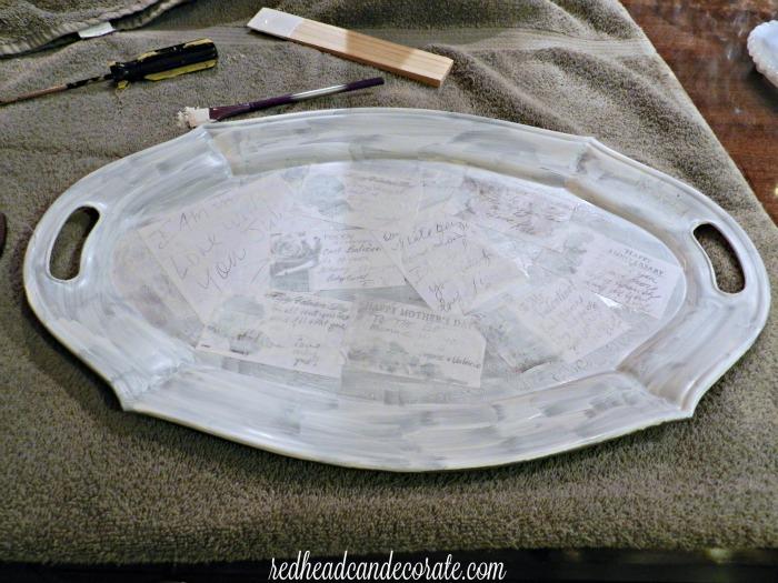 Repurposed Platter