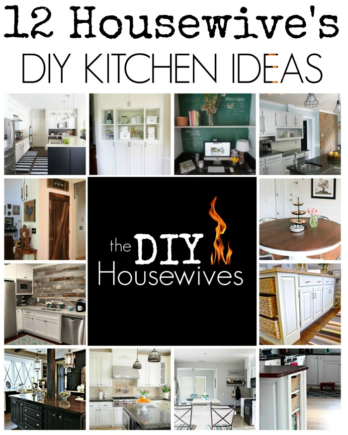 DIY HOUSEWIVES GRAPHIC