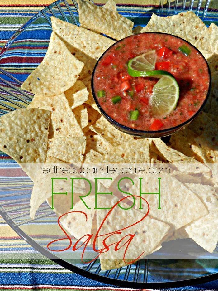 How Do You Make Salsa In A Food Processor