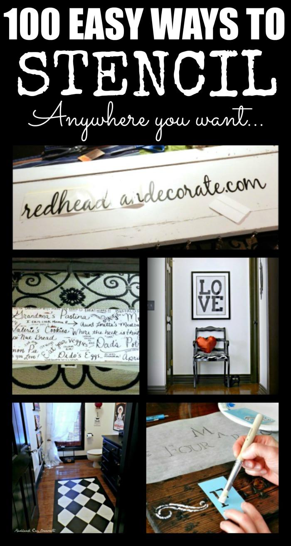 100-easy-ways-to-stencil