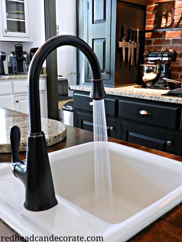 prep island ideas faucet kitchen soapstone search sink style faucets design vintage m