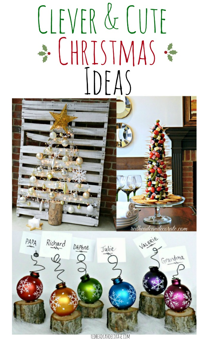 Ideas To Decorate A Long Narrow Living Room: Clever & Cute Christmas Ideas