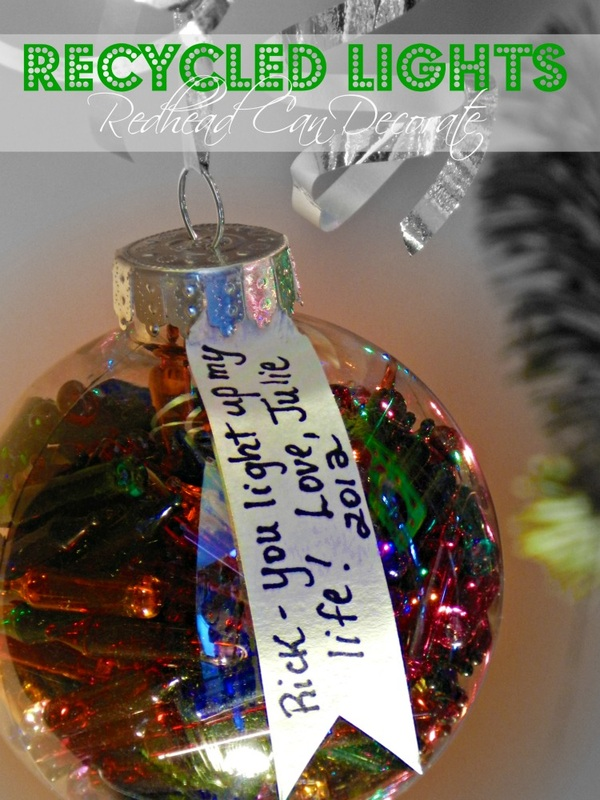 Recycle those old lights! This makes a great gif idea.