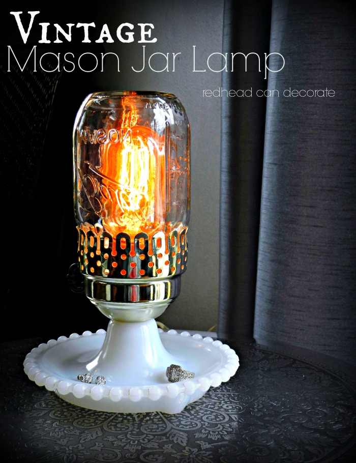 Mason Jar Mania is full of mason jar ideas you may have never seen before! Anyone can do these jar ideas!
