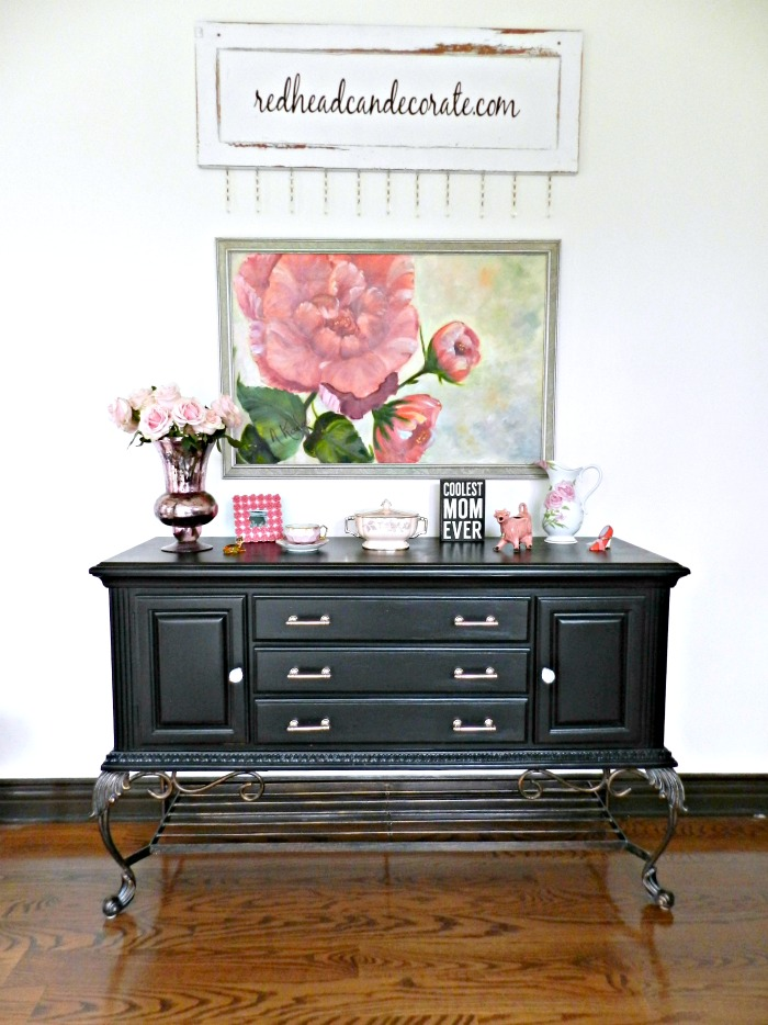 This Michigan family updated their home with thrift store items and lots of paint. There are tons of DIY decorating ideas to inspire you. Here's the full home tour!