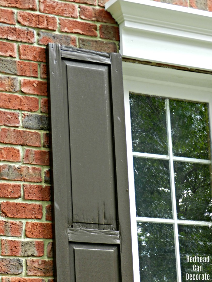 You won't believe what a difference exterior cedar shutters make on your home!