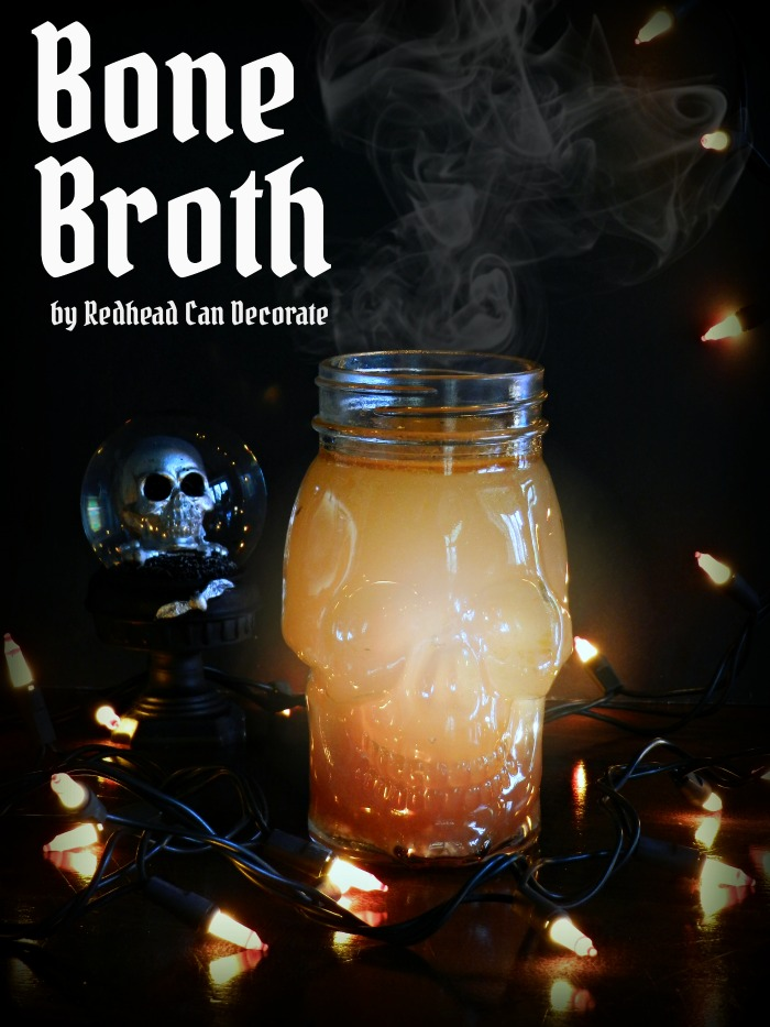 Bone broth to the rescue! This easy recipe will help fight off cold, viruses, and even sooth arthritis.