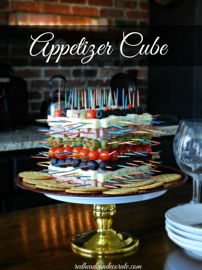 Appetizer Cube