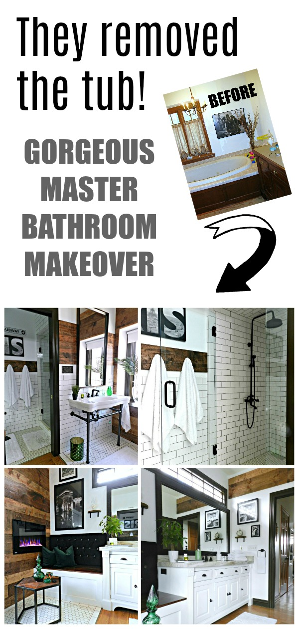 Master Bathroom Renovation The Full Reveal Redhead Can