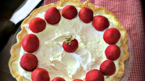 Redhead's Simple Strawberry Pie