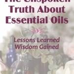 The Unspoken Truth About Essential Oils, Kayla Fioravanti & Stacey Haluka