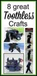 "8 Great ""Dragons – Race to the Edge"" Toothless Crafts  #Streamteam"