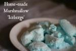 Marshmallow Icebergs #Recipe