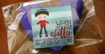Cute & Cuddly Hand Warmers A Homemade Gift From the Heart #Valentine