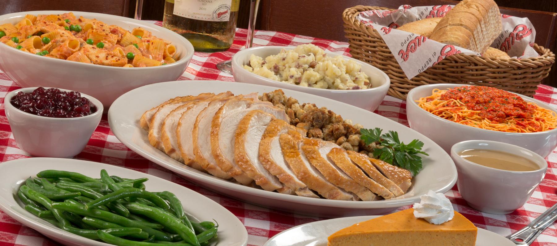 #BucadiBeppo #Thanksgiving #ad
