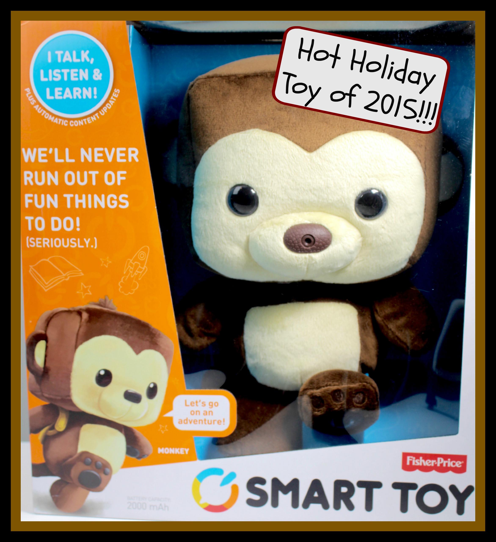 #FisherPrice #SmartToy #Holidays #HolidayGiftGuide #Toys #ad