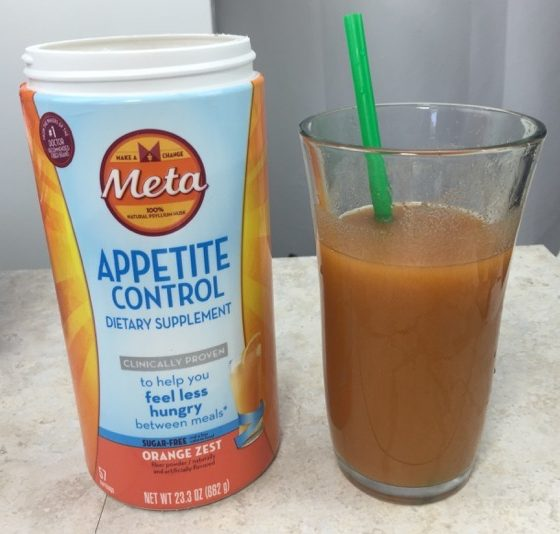 Curb Your Appetite with Meta Appetite Control