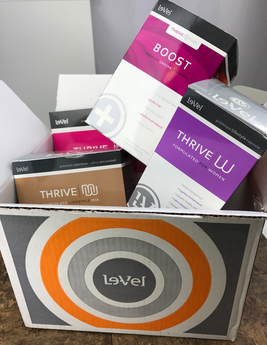 #LeVel #Thrive #T2B #health #ad