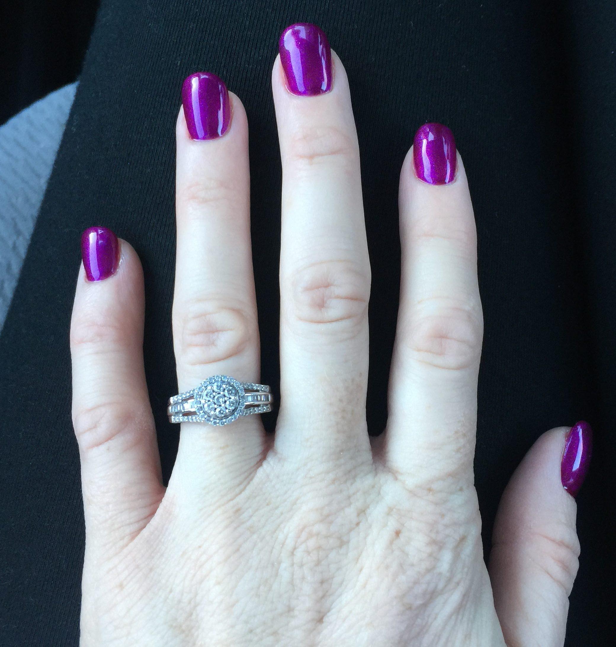#Purple #Fashion #Beauty #Christmas