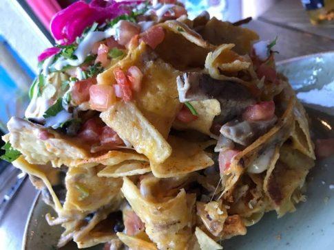#Voodoo #GuyFieris #nachos #blogger