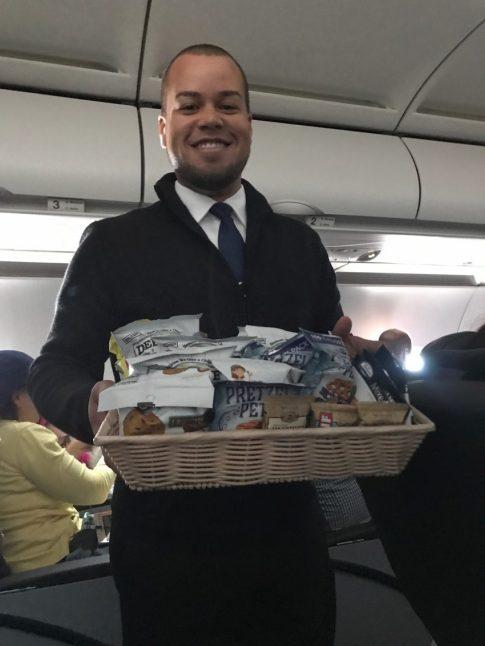 #FirstClass #Flying #Airplane #travel #blogger #travelblogger #redheadmom