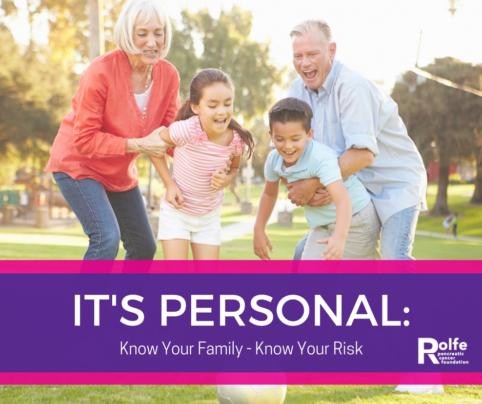 #RolfeFoundation #PancreaticCancer #EarlyDetection #ad