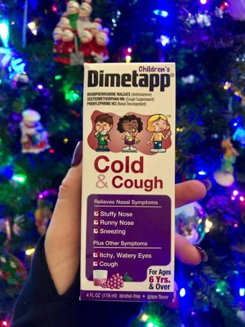 Pfizer #ColdFluPrep #Pfizer #SickJustGotReal #Sick #family #ad