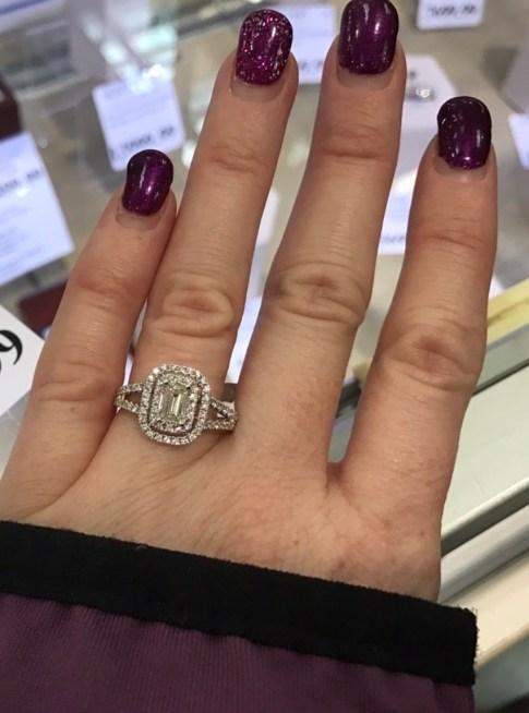 Costco Jewelry #Costco #Jewelry #fashion #beauty #diamond #ring
