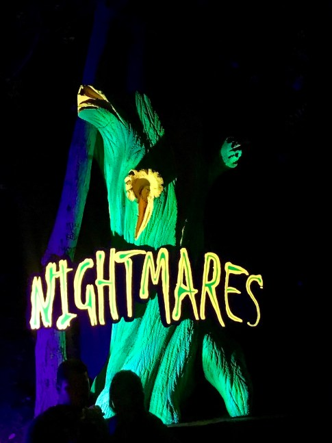 Six Flags Magic Mountain Fright Fest 2018 #FrightFest #MagicMountain #Halloween #park #familyfun #hauntedhouse #travel #familytravel
