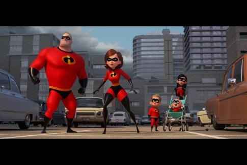 Incredibles 2 #Incredibles #Incredibles2 #disney #movies #giveaway #ad