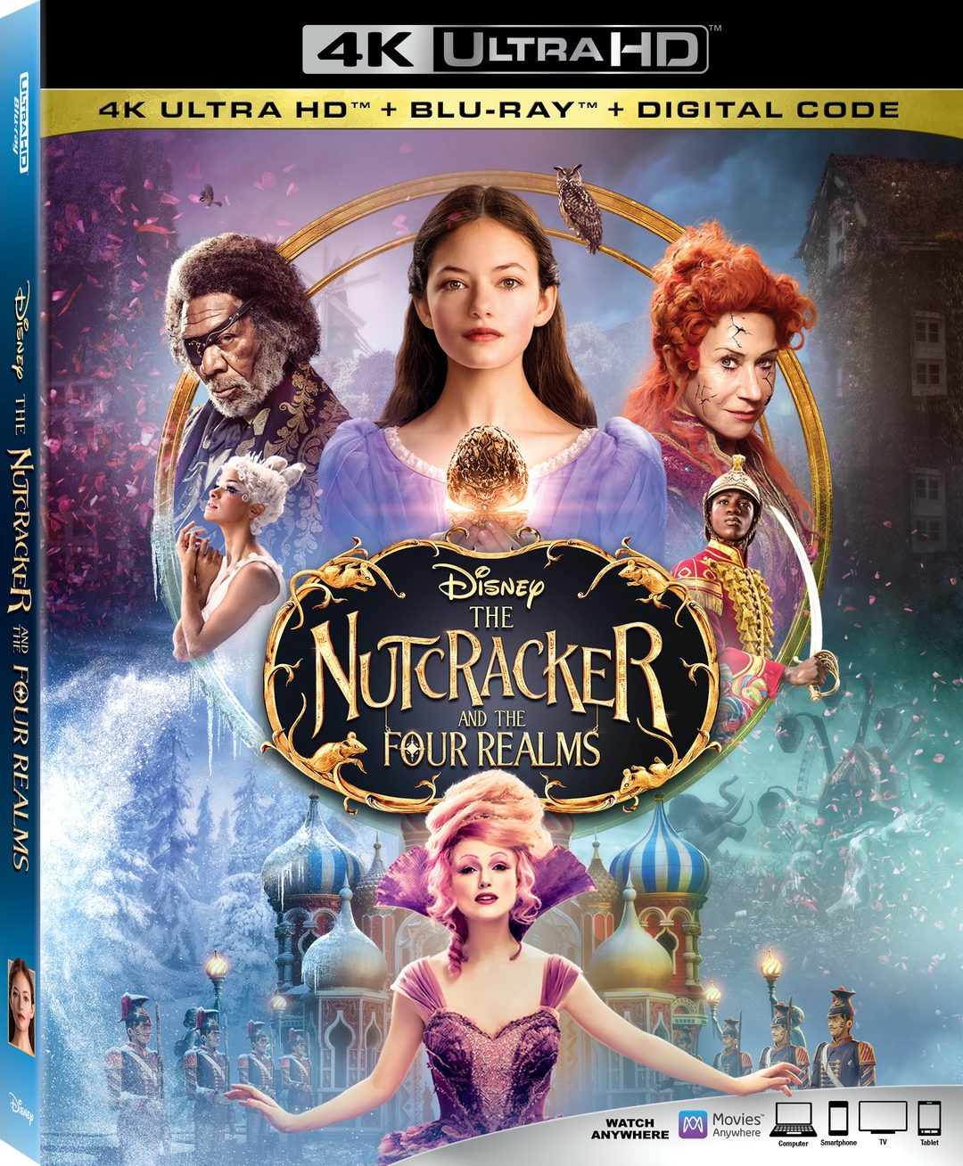 The Nutcracker and Four Realms #DisneysNutcracker #Nutcracker #movie #giveaway #ad