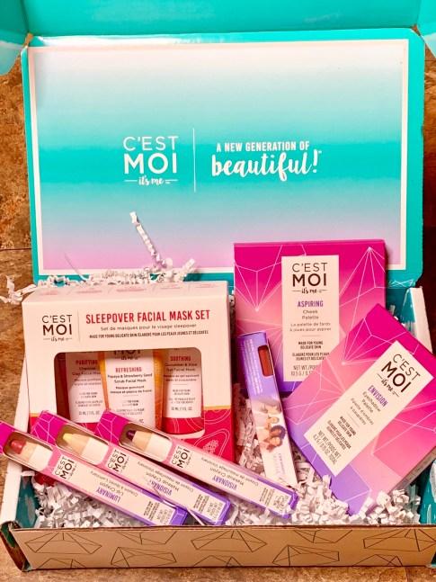 C'est Moi Beauty #CestMoi #CestMoiBeauty #beauty #makeup #ontheblog #giveaway #ad