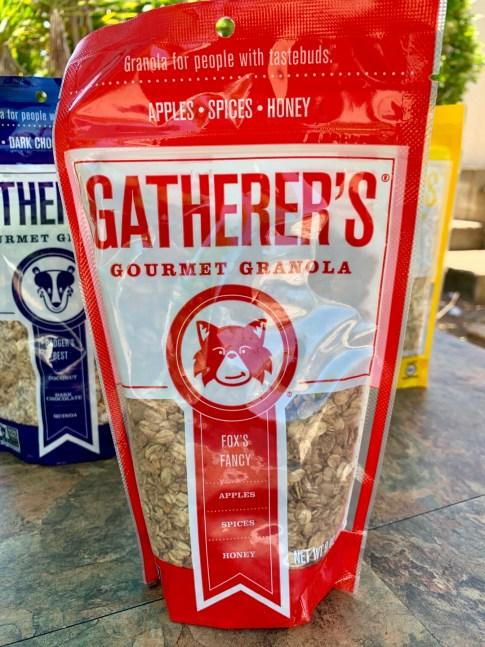 Gatherer's Granola Fox's Fancy