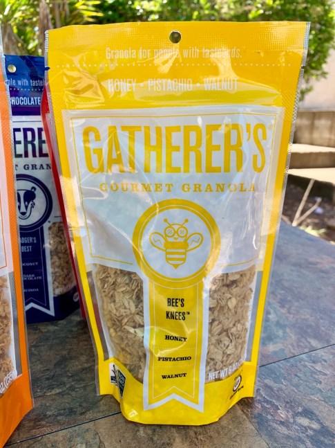 Gatherer's Granola Bee's Knees