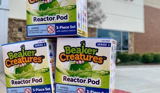 Easter Basket Fun with Beaker Creatures Reactor Pods
