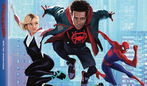 Spider-Man: Into the Spider-Verse on DVD + GIVEAWAY